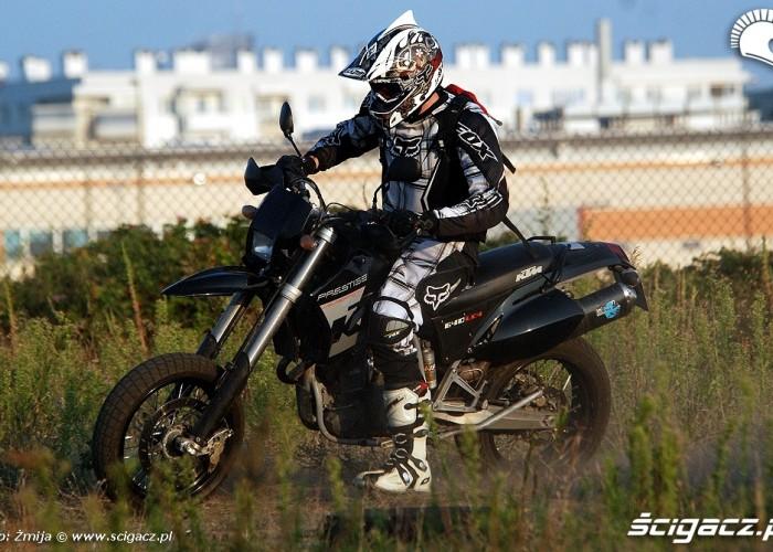 KTM Supermoto TomekLC4