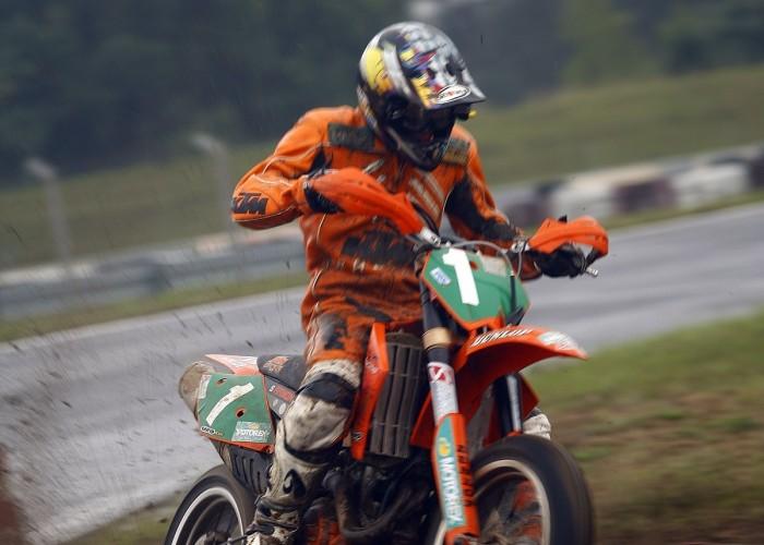 marcin kurowski supermoto 2006