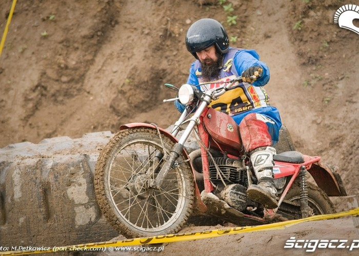 tomasz chudy bultaco classic trial