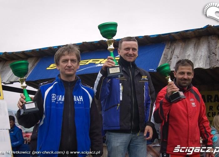 zawodnicy trial puchary nowy targ 2010