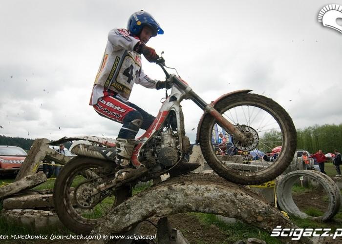zawody trial nowy targ 2010
