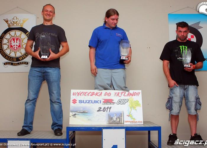 nagrody suzuki cup rozdanie pucharow za sezon 2011