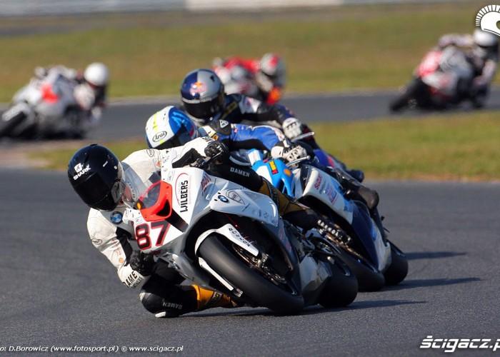 start superbike superstock 1000 wmmp poznan vi runda 2011