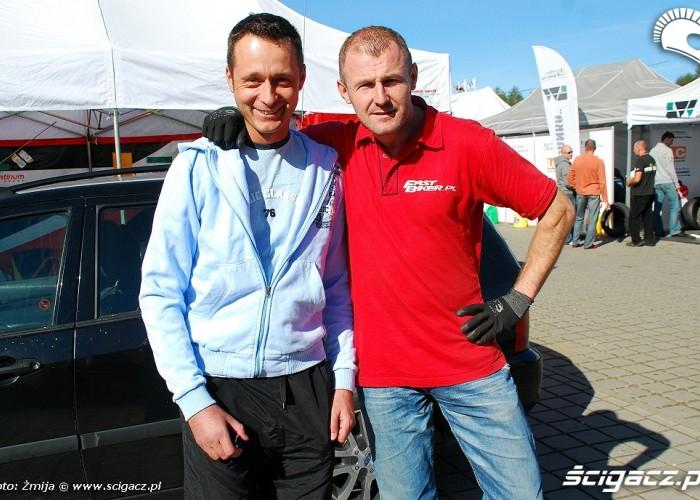 Slawek Grausam Rafal Puchaczewski