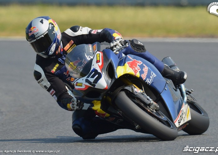 Andy Meklau Superbike