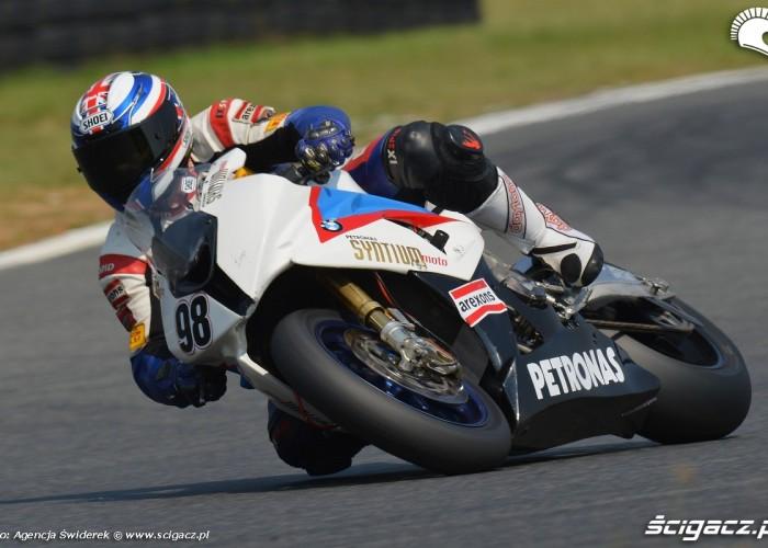 Janusz Oskaldowicz Superbike