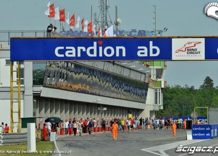 Brno WMMP 2012
