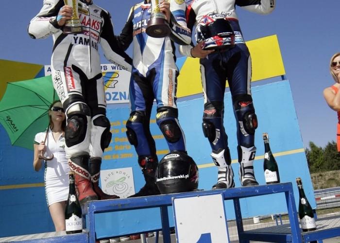 podium supersport poznan wmmp 2011