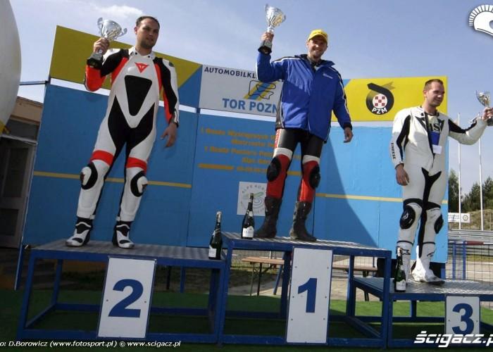 rookie 1000 podium poznan wmmp 2011