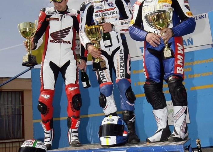 superbike podium niedziela poznan wmmp 2011