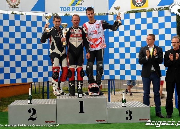 Mistrzostwa Polski 2012 Poznan Podium