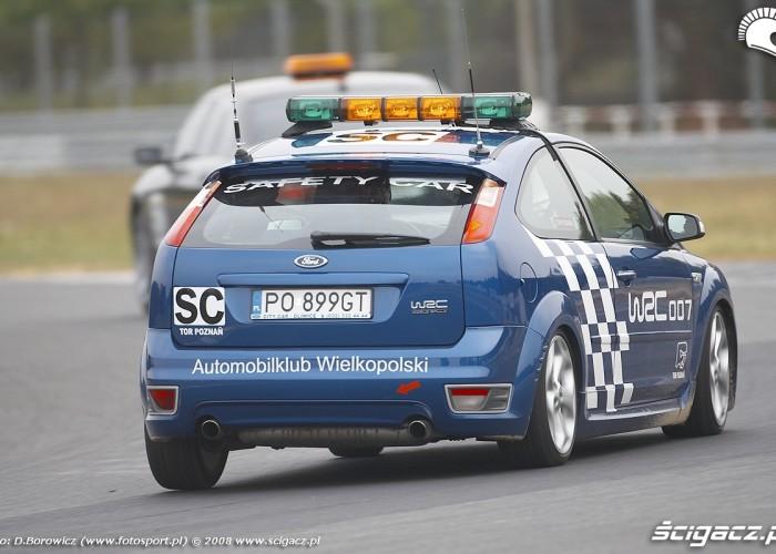 safety car 2008 wmmp i runda h mg 0080
