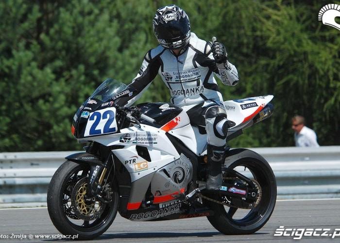 BUKOWSKI Daniel Supersport 600 Honda CBR600RR