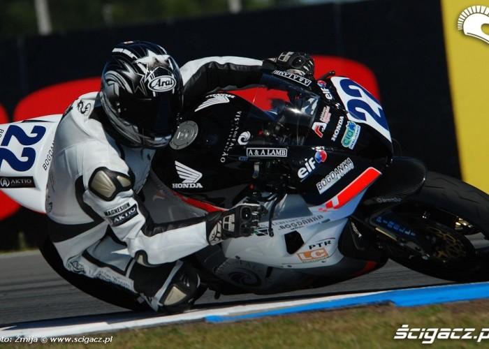 Daniel Bukowski Brno 2010 Supersport
