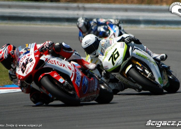 Kwalifikacje klasy Superbike