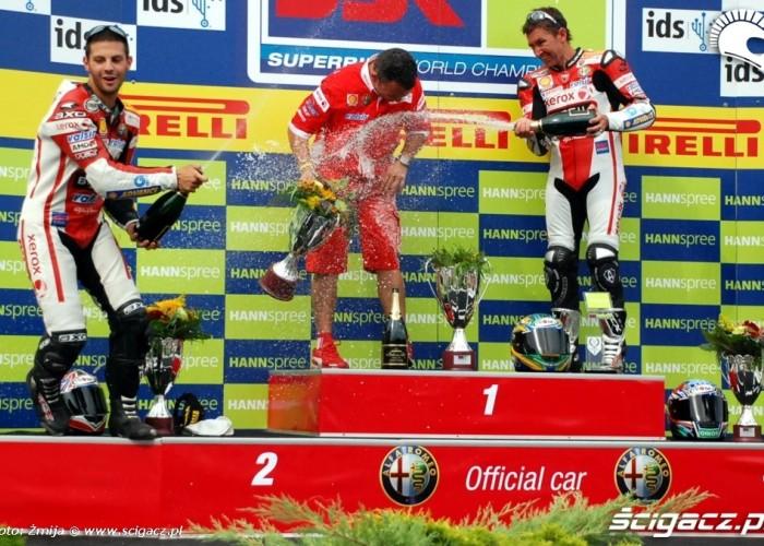 Ducati Xerox Team Brno WSBK