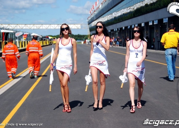 WSBK girls Brno Czech Republic