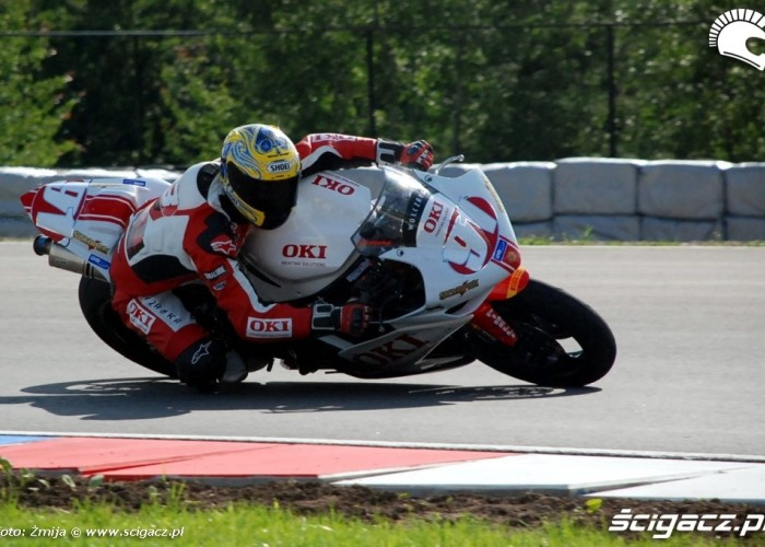 World Superbike Brno Superstock 1000 Marek Szkopek