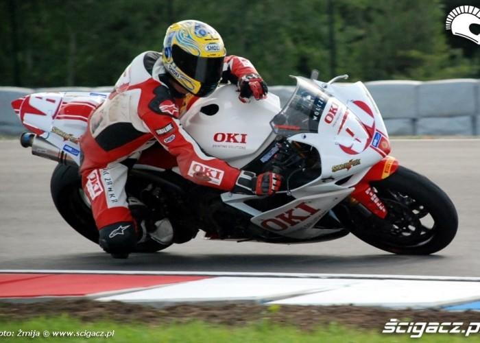 World Superbike Brno Szkopek Marek dzika karta