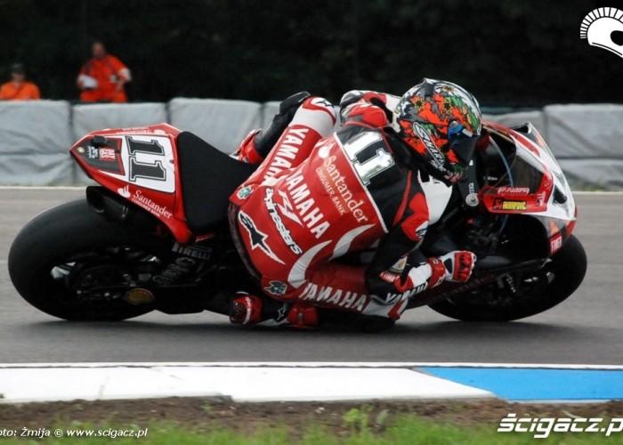 World Superbike Brno TroyCorser Yamaha Italia