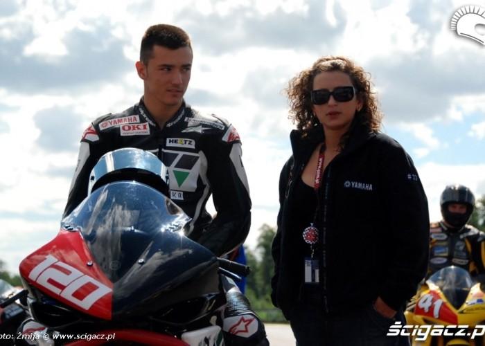 World Superbike Brno round Marcin Walkowiak Sobotka Ania