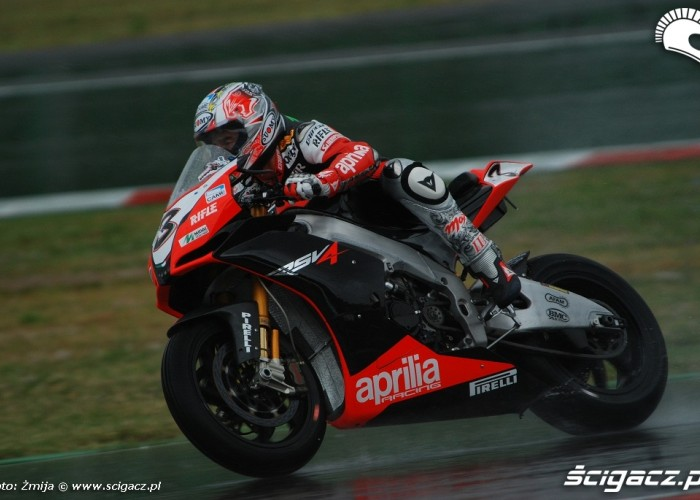 Biaggi Misano SBK Rce photo