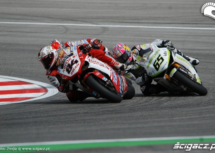 Fabrizio Rea Haga photo Misano Circuit