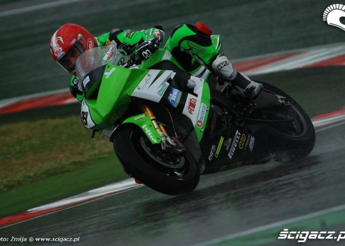 Kawasaki ZX10R Luca Scassa