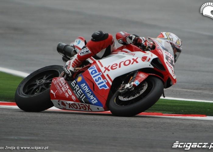 Michel Fabrizio Misano Circuit