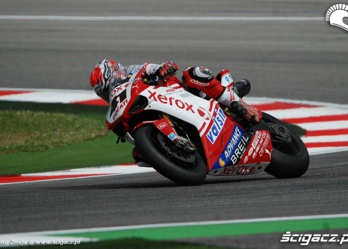 Noriyuki Haga Ducati Xerox Team