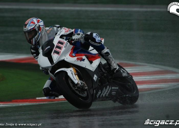 Xaus Ruben wet race Misano photo