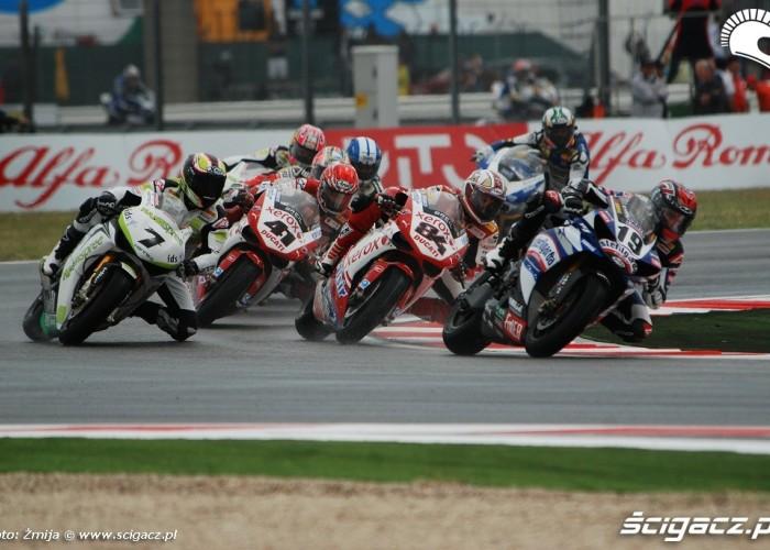 superbike race photo misano