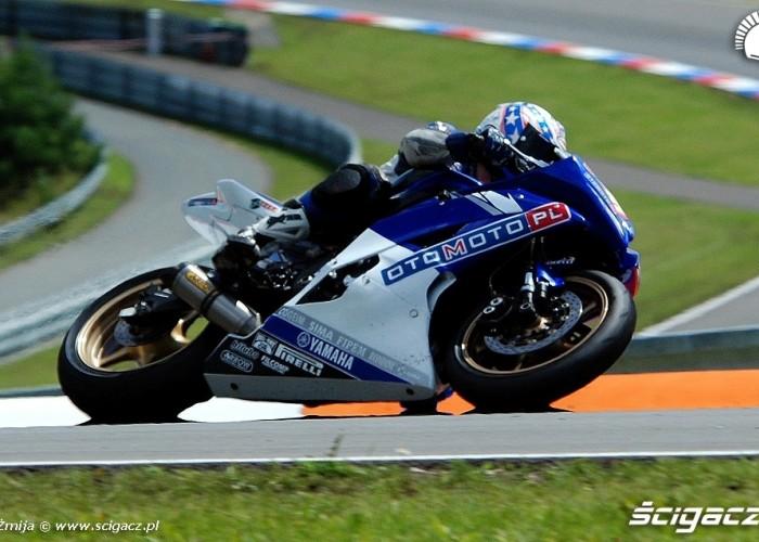 Andrzej Chmielewski OtoMoto Racing Team Yamaha