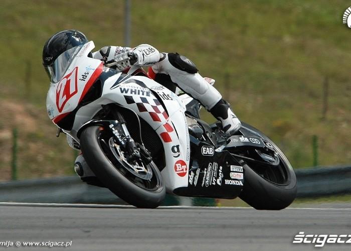 Berger Ten Kate Honda Racing