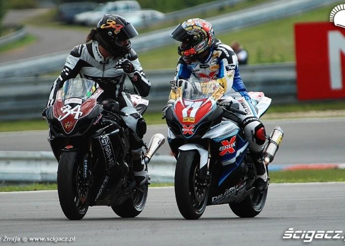 Claudio Corti Suzuki Alstare BRUX Davide Giugliano Celani Race