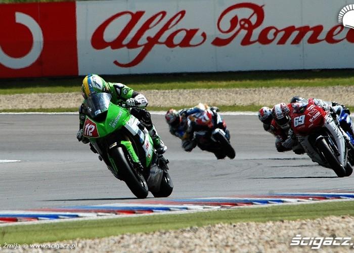 Javier Fores Kawasaki ZX10R