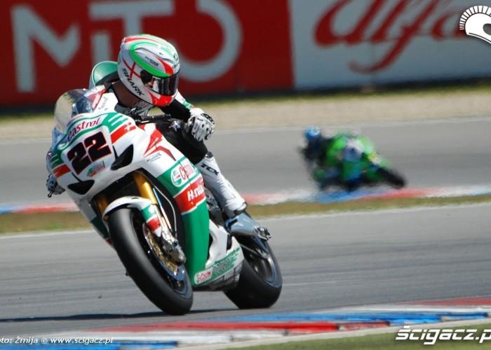 Alexander Lowes Brno Superbike