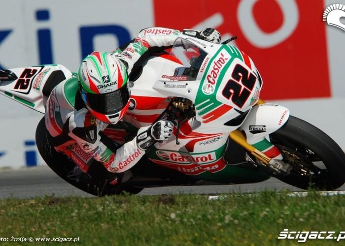 Alexander Lowes Superbike