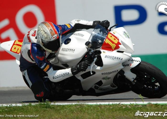 Artur Wielebski Superstock 600