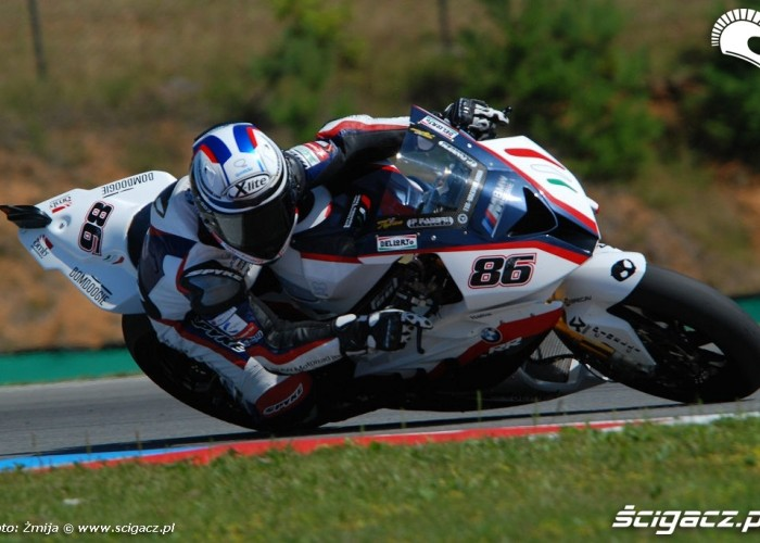 Ayrton Badovini Superbike