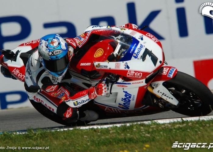 Carlos Checa Superbike