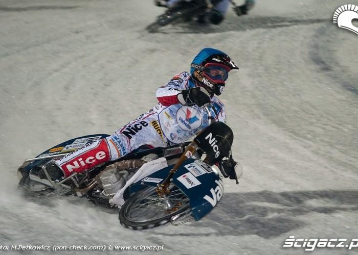 grzegorz knapp ice racing sanok 2011