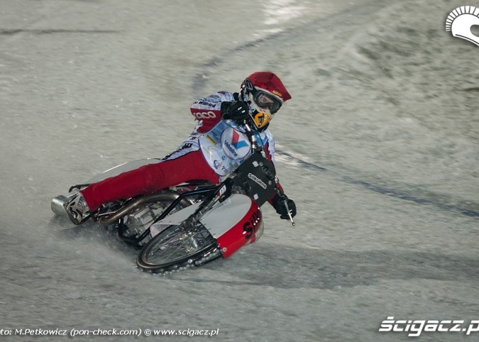 ice racing zlozenie