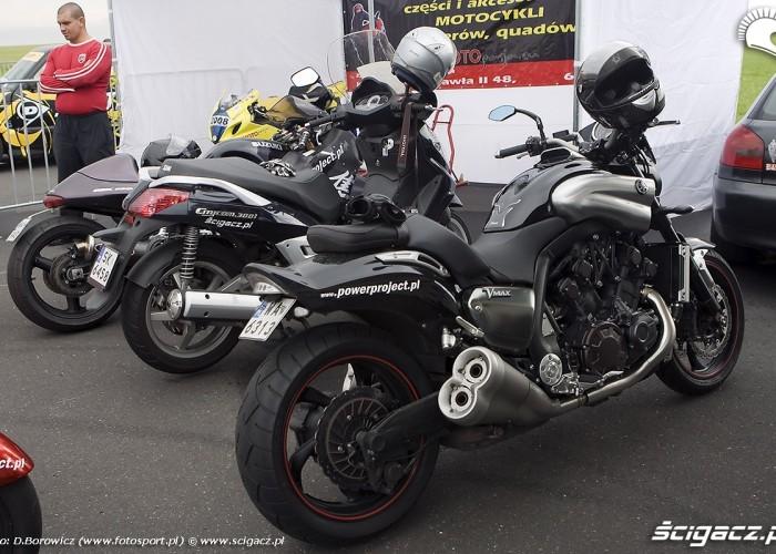 skuter z motocyklami 14 mili ryki lotnisko wst b mg 0221