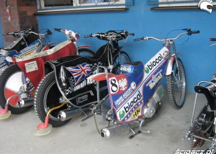 motocykle zuzlowe