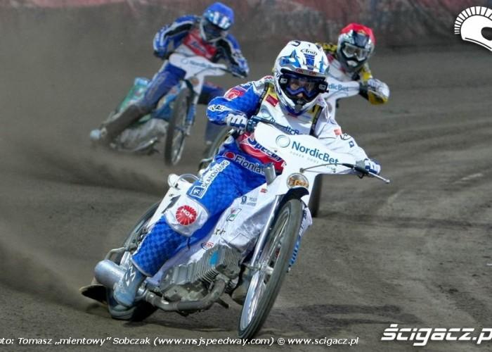 GP Czech N Pedersen H Andersen L Tomicek
