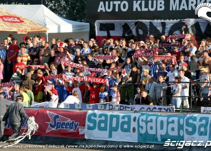 GP Czech kibice
