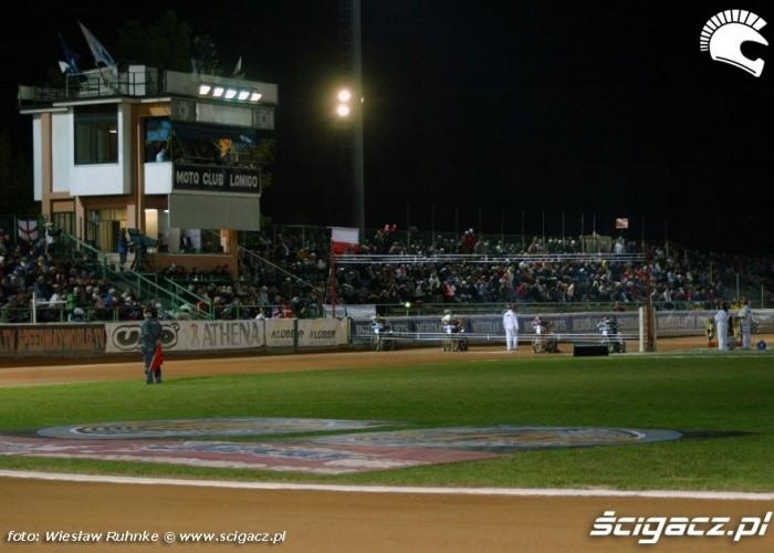 Arena GP Italii w calej swej okazalosci