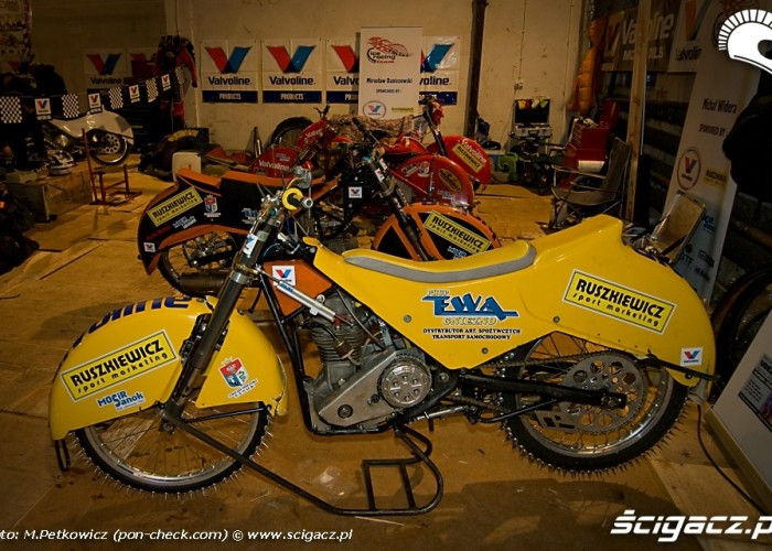 ice speedway motocykl