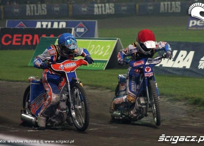 B 16 start Povazhny Balinski